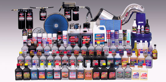 2008 Amsoil Product Line